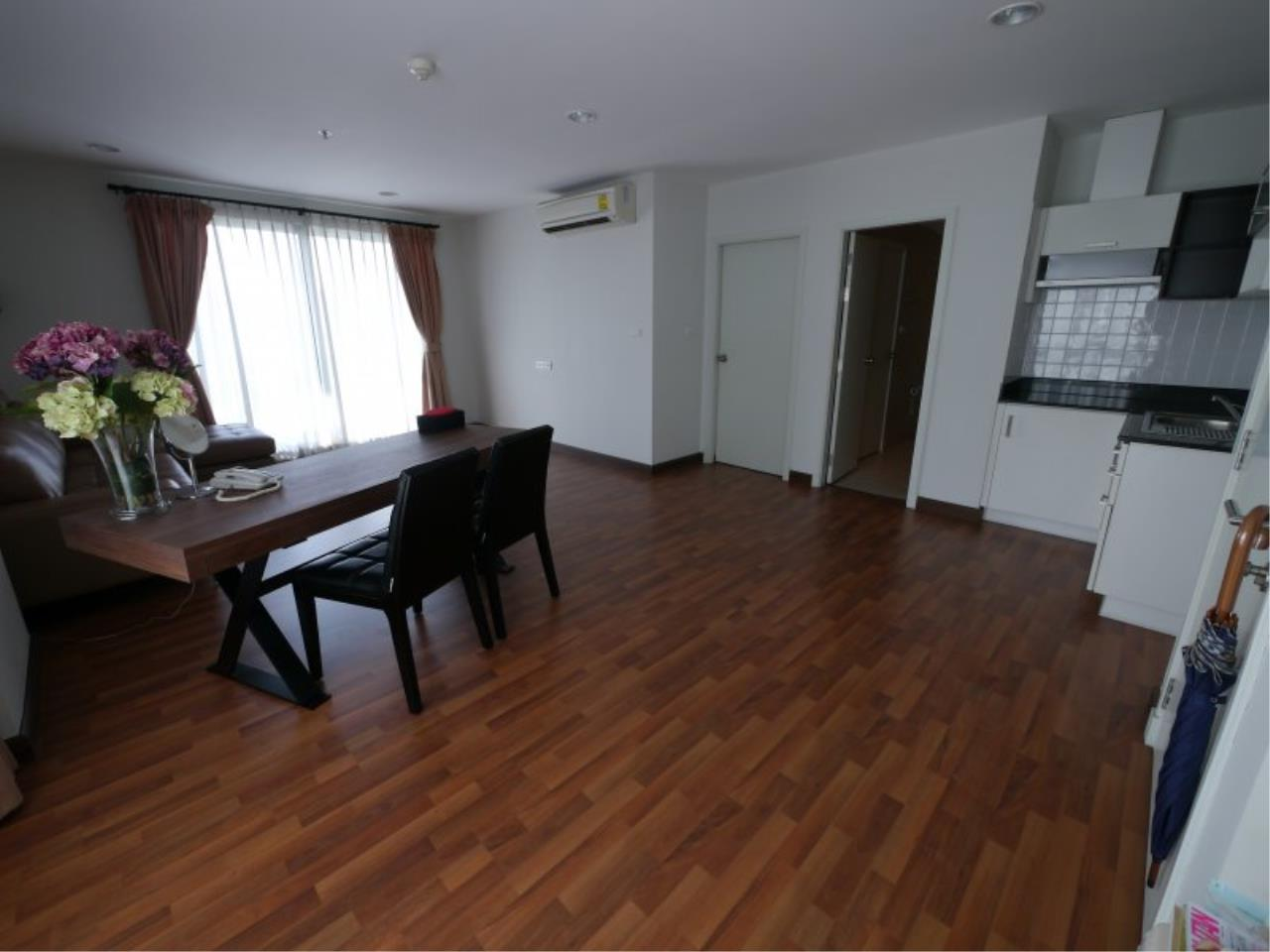 Piri Property Agency's Comfort 1 Bedroom in the Centric Scene Paholyothin 7 Condo for rent on high floor 2