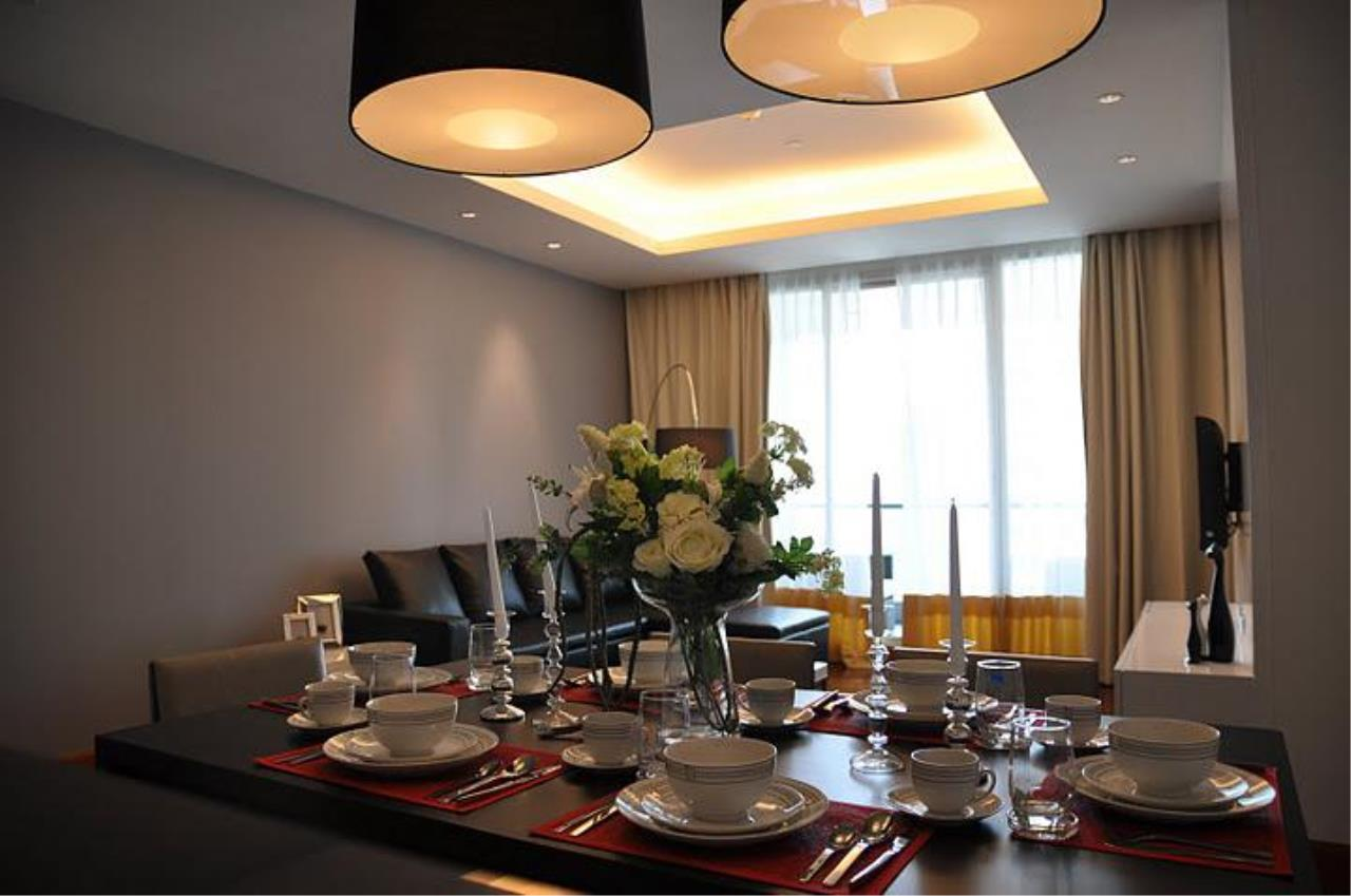 Piri Property Agency's 2 bedrooms Condo For Rent Ascott Sathorn 12