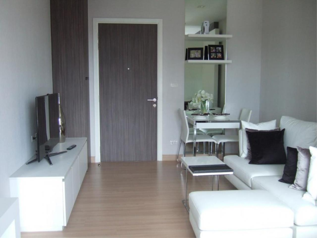 Piri Property Agency's Studio bedrooms Condo For Rent Absolute Urbano Sathorn-Taksin 3