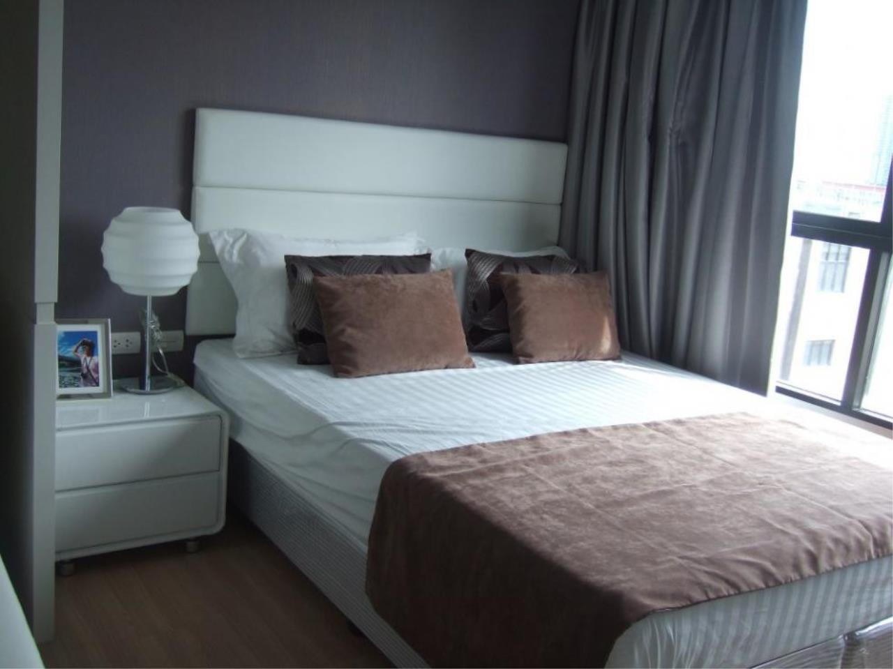 Piri Property Agency's Studio bedrooms Condo For Rent Absolute Urbano Sathorn-Taksin 4