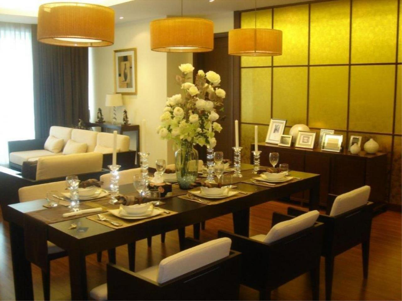 Piri Property Agency's 3 bedrooms Condo For Rent Ascott Sathorn 3