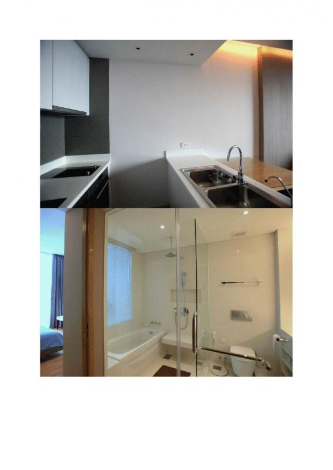 Piri Property Agency's one bedroom Condo For Rent Aequa Sukhumvit 49 2