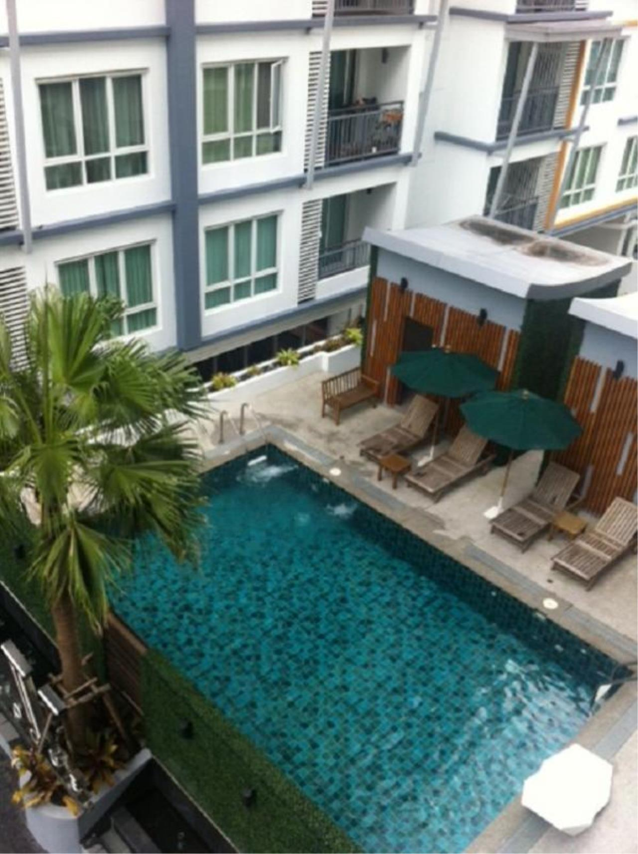 Piri Property Agency's one bedroom  For Sale Voque Sukhumvit 16 12