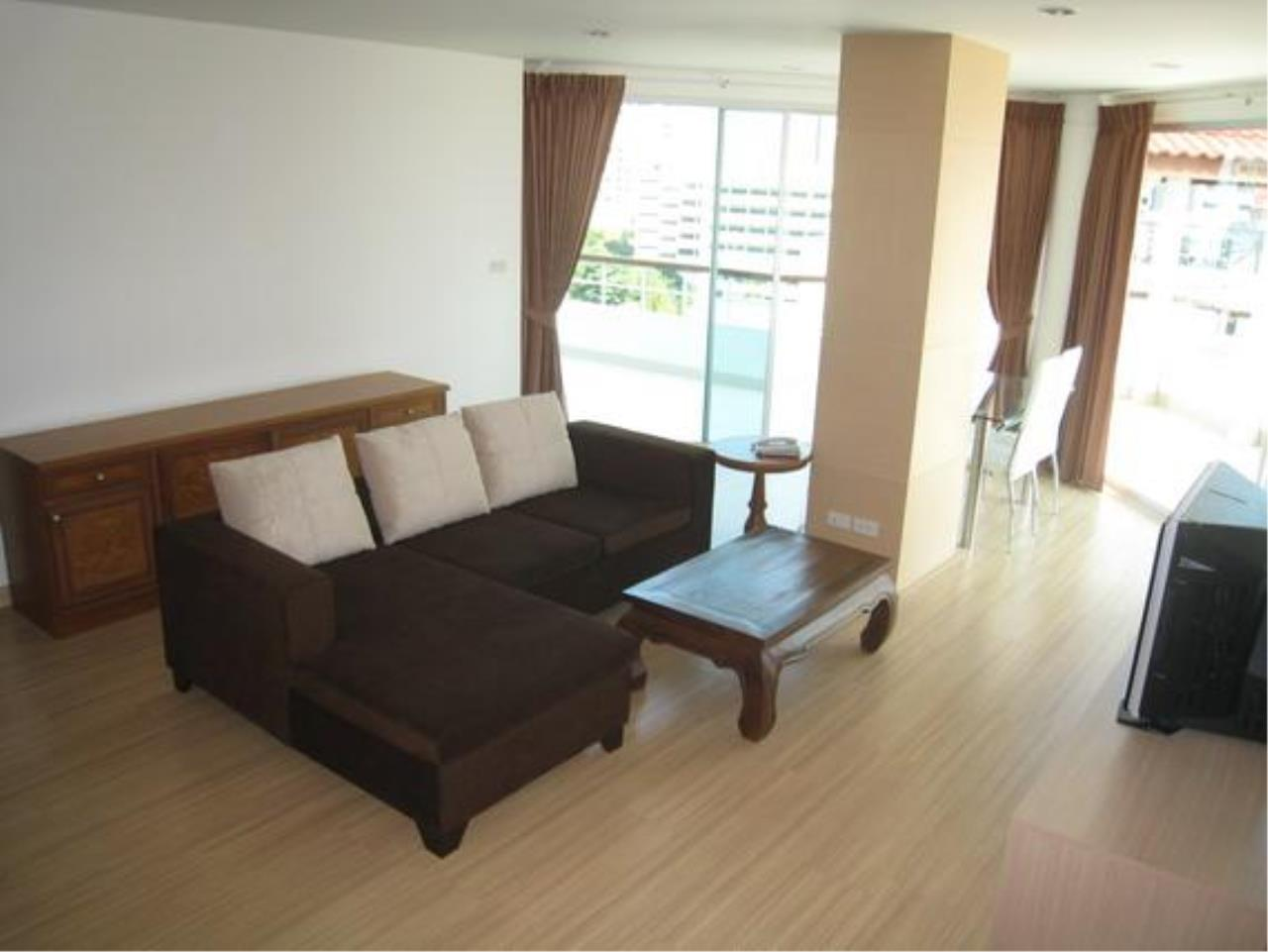 Piri Property Agency's 2 bedrooms  For Rent P.W.T Mansion 16