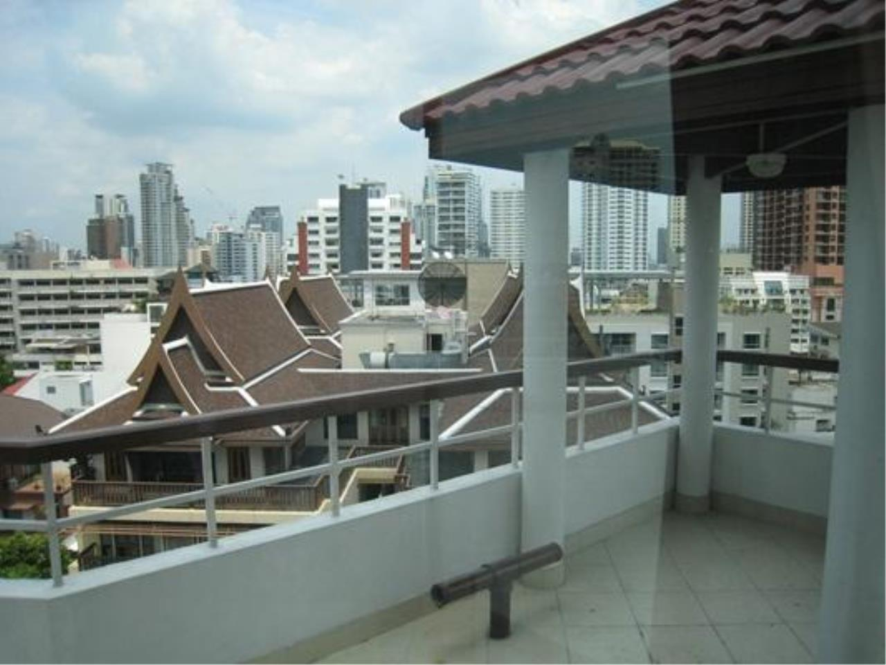 Piri Property Agency's 2 bedrooms  For Rent P.W.T Mansion 1