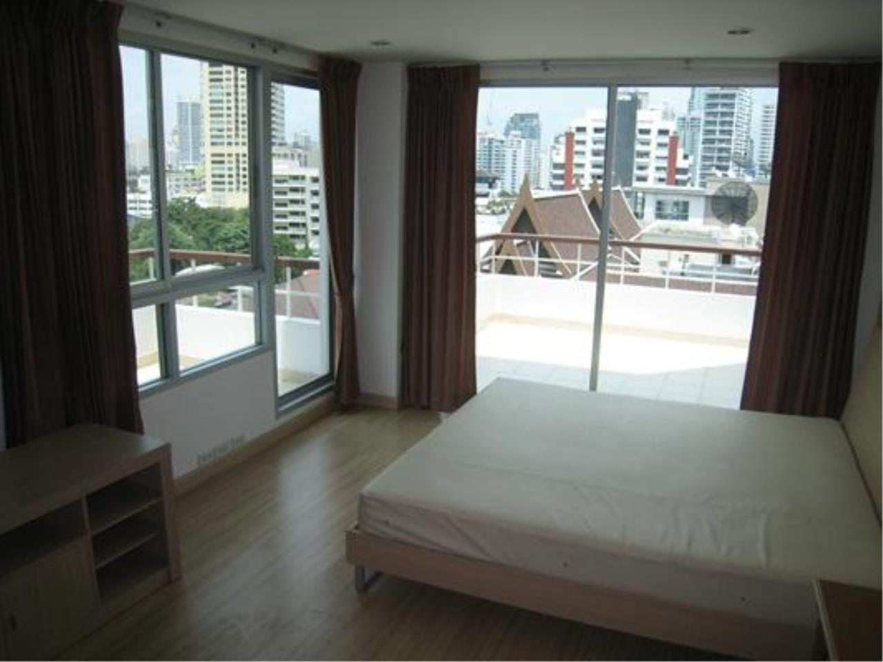 Piri Property Agency's 2 bedrooms  For Rent P.W.T Mansion 8
