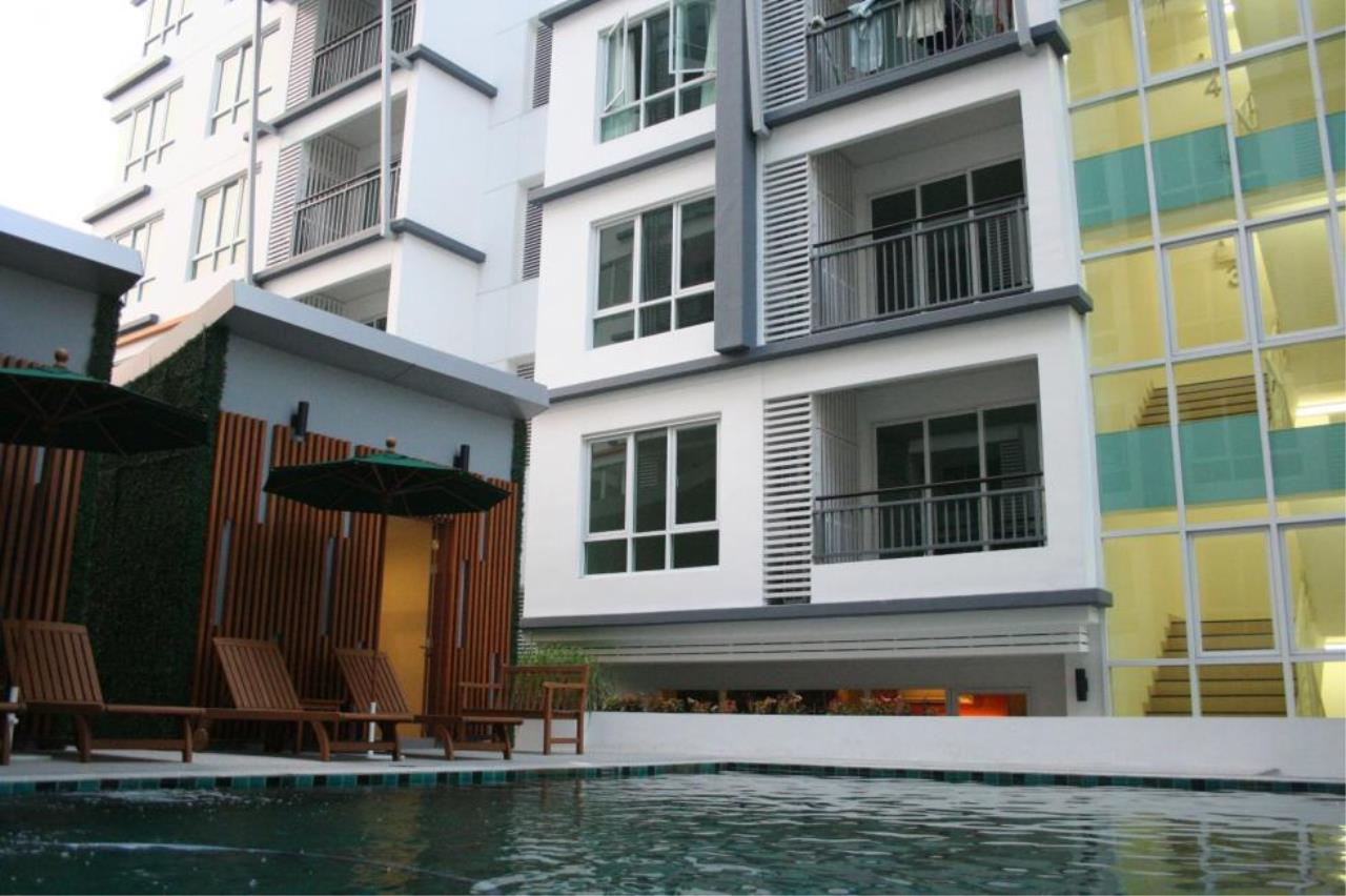 Piri Property Agency's one bedroom  For Rent Voque Sukhumvit 16 7