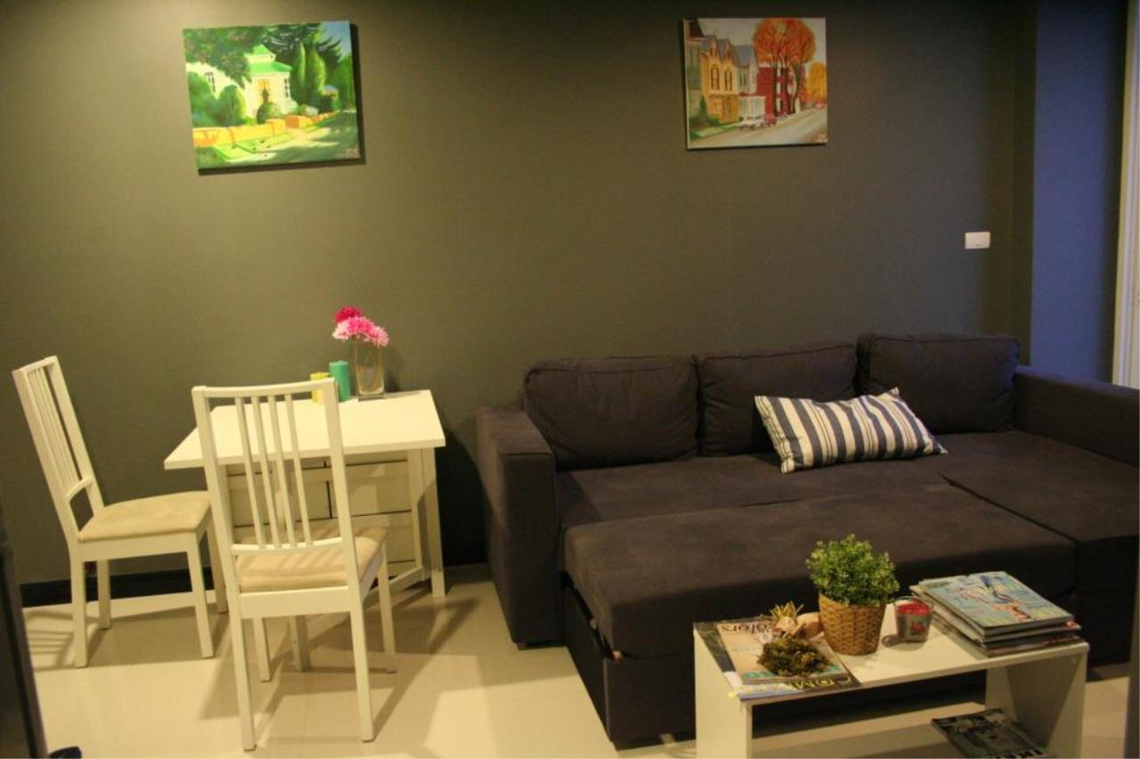Piri Property Agency's one bedroom  For Rent Voque Sukhumvit 16 5