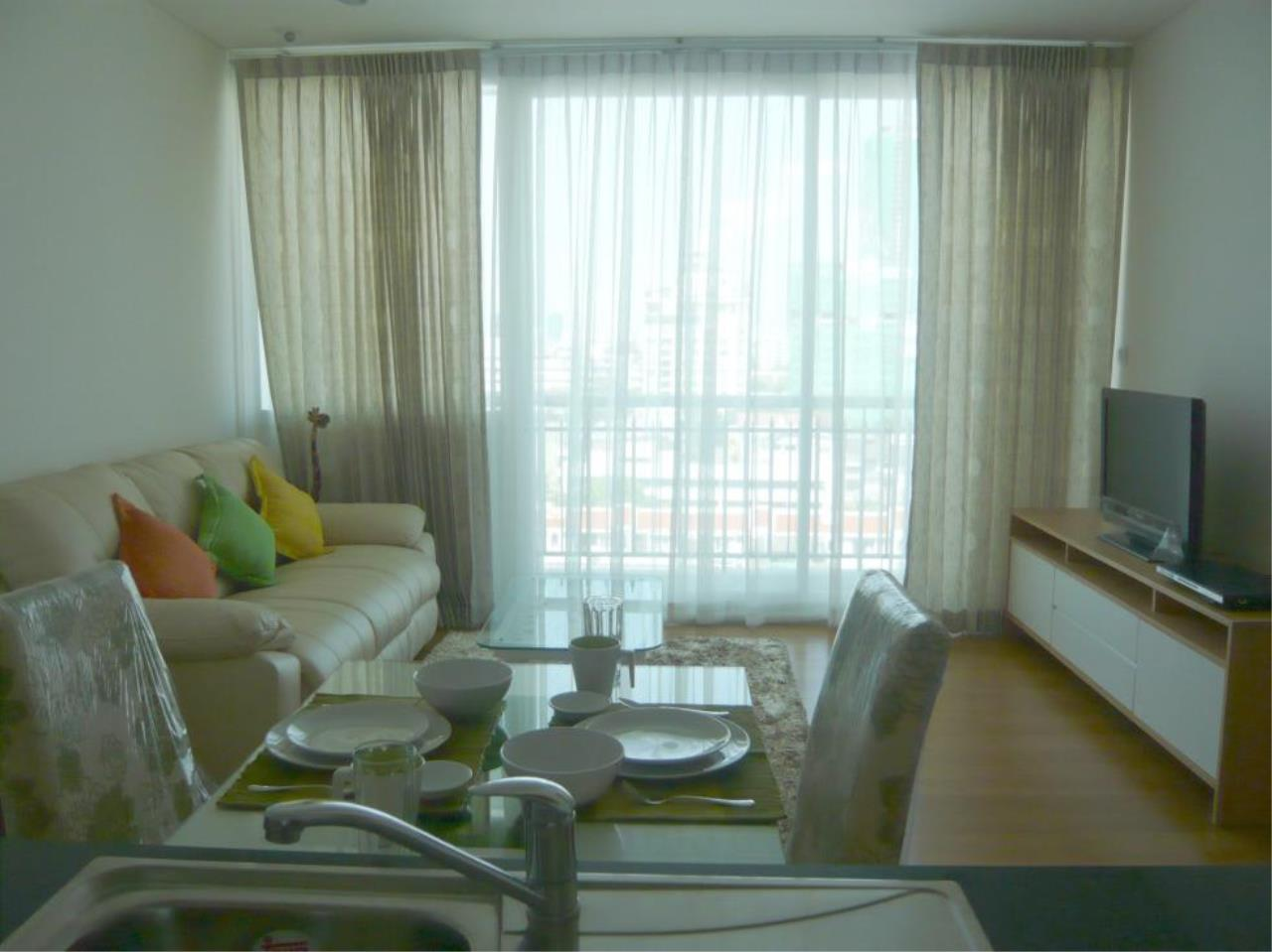 Piri Property Agency's one bedroom  For Rent Wind Sukhumvit 23 7