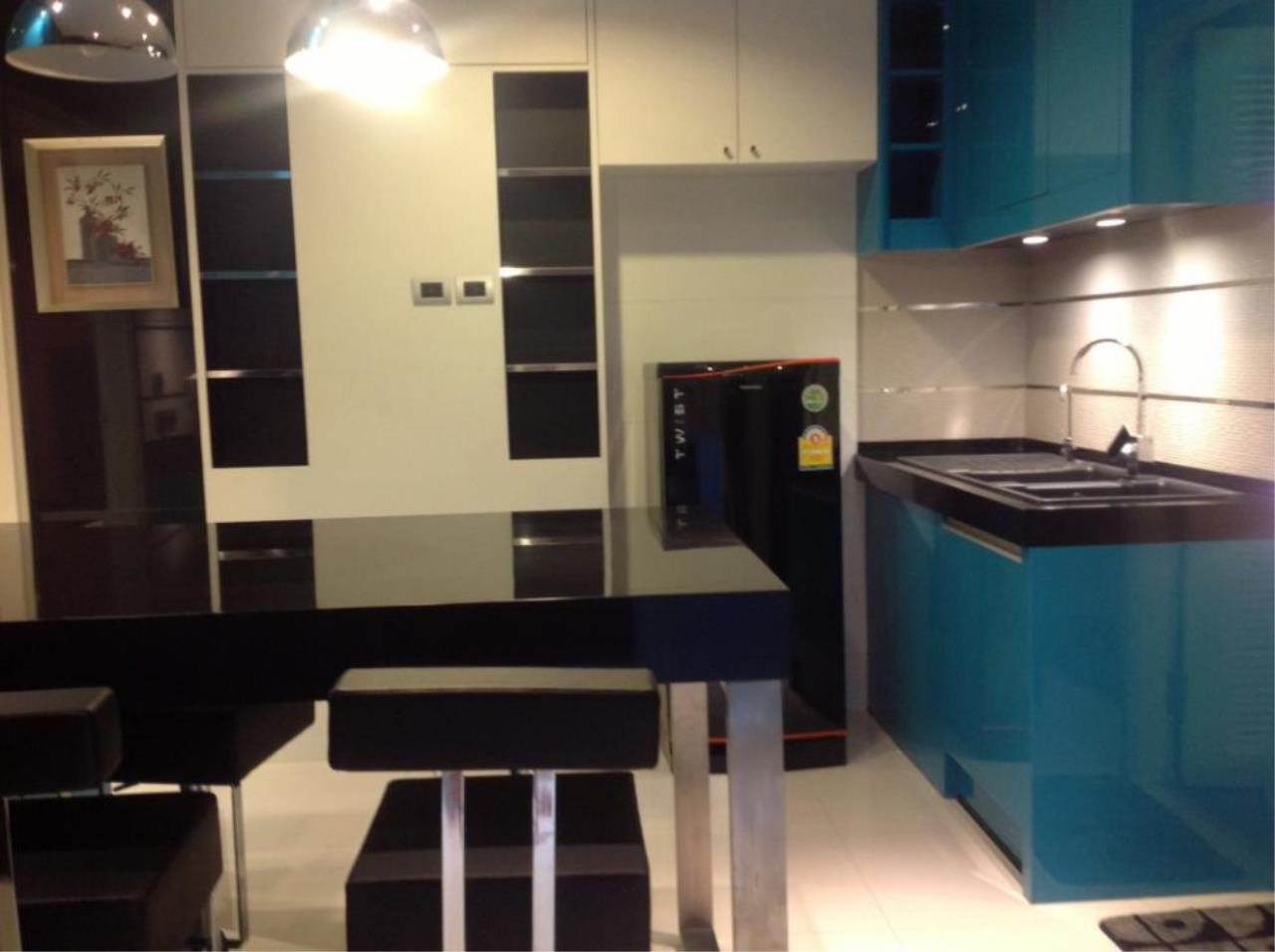 Piri Property Agency's one bedroom  For Rent The Master Centrium 4