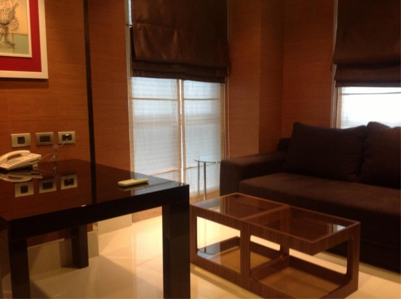 Piri Property Agency's one bedroom  For Rent The Master Centrium 7