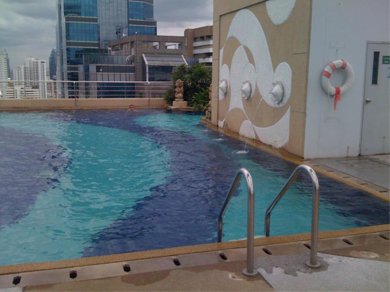 Piri Property Agency's 2 bedrooms  For Rent Supalai Premier Place 4