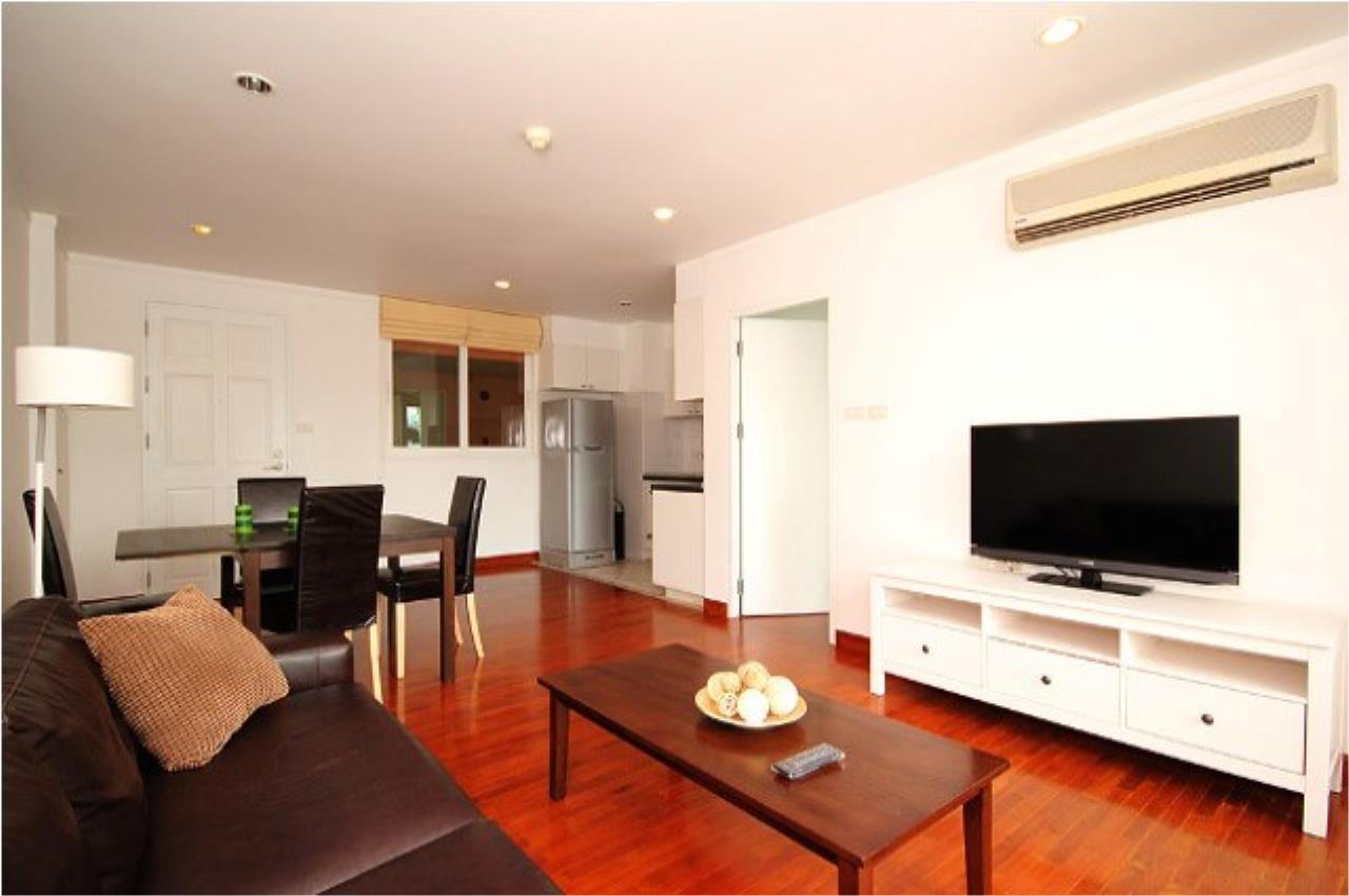 Piri Property Agency's one bedroom  For Rent Baan Siri Soi 13 1
