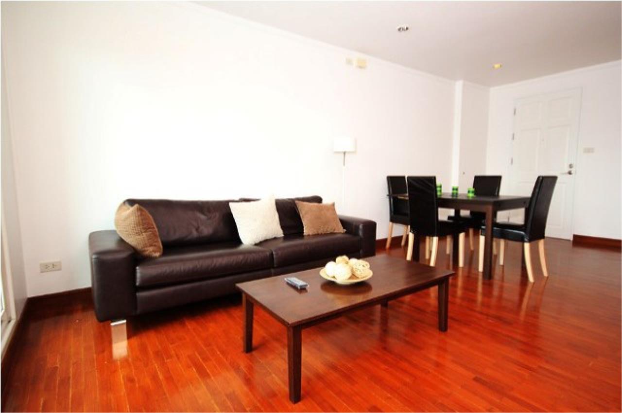 Piri Property Agency's one bedroom  For Rent Baan Siri Soi 13 2