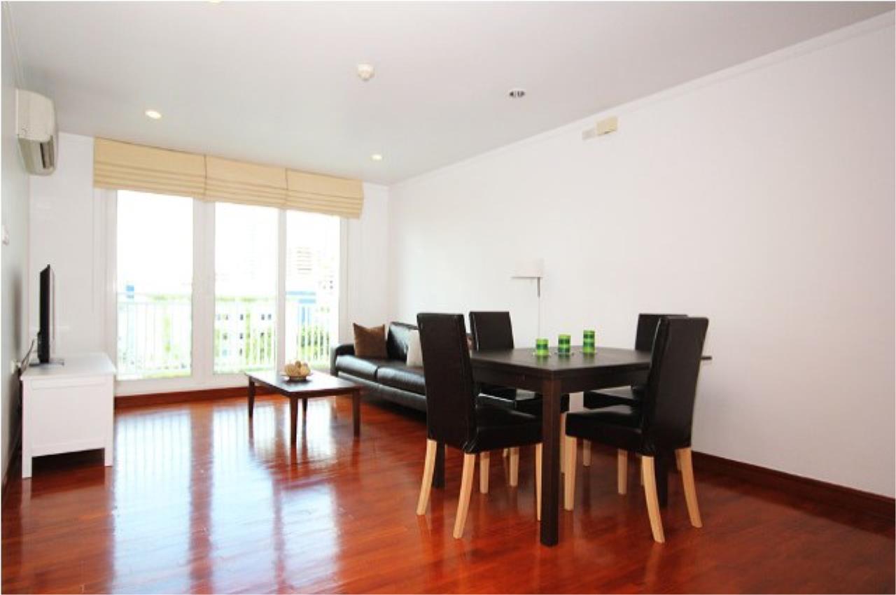 Piri Property Agency's one bedroom  For Rent Baan Siri Soi 13 3