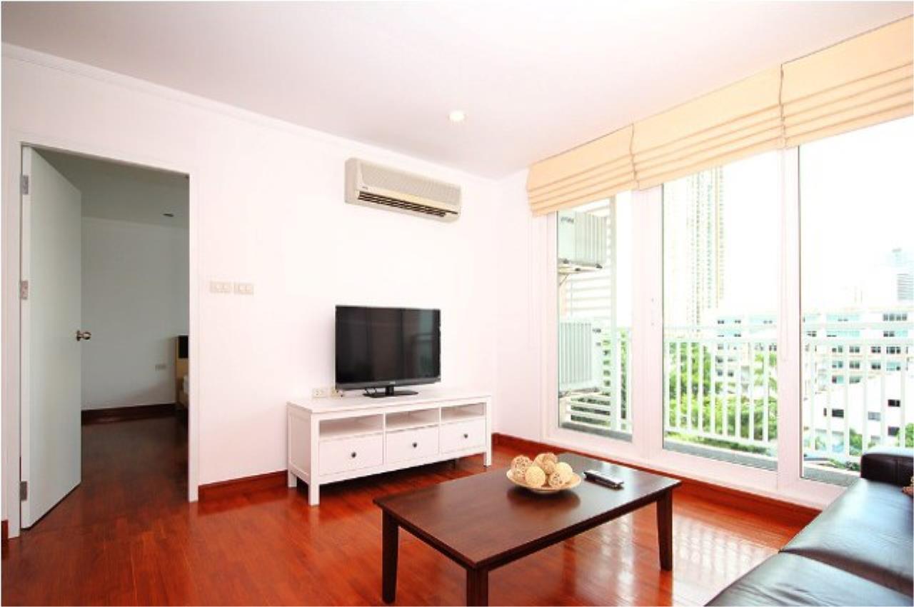 Piri Property Agency's one bedroom  For Rent Baan Siri Soi 13 4