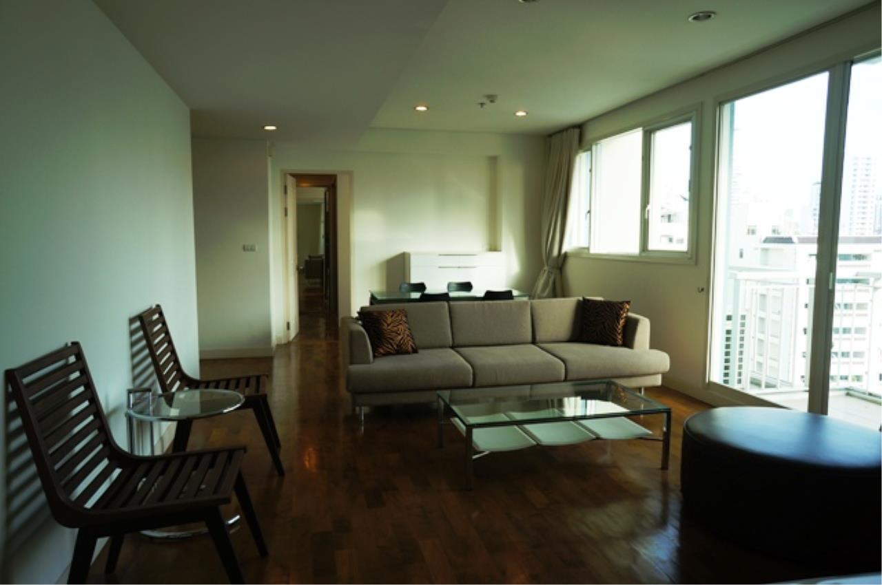 Piri Property Agency's 2 bedrooms  For Rent Baan Siri Soi 31 3