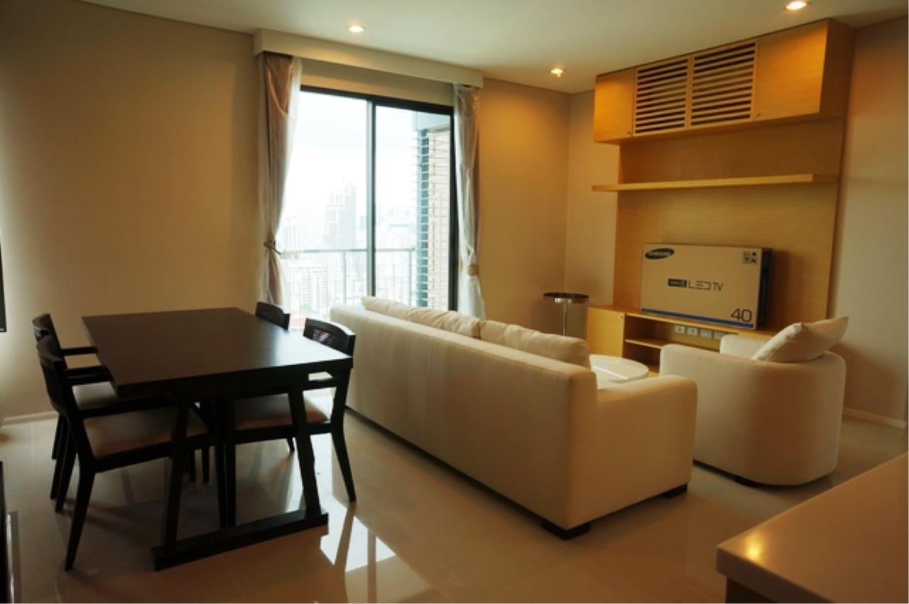 Piri Property Agency's 2 bedrooms  For Rent Villa Asoke 1