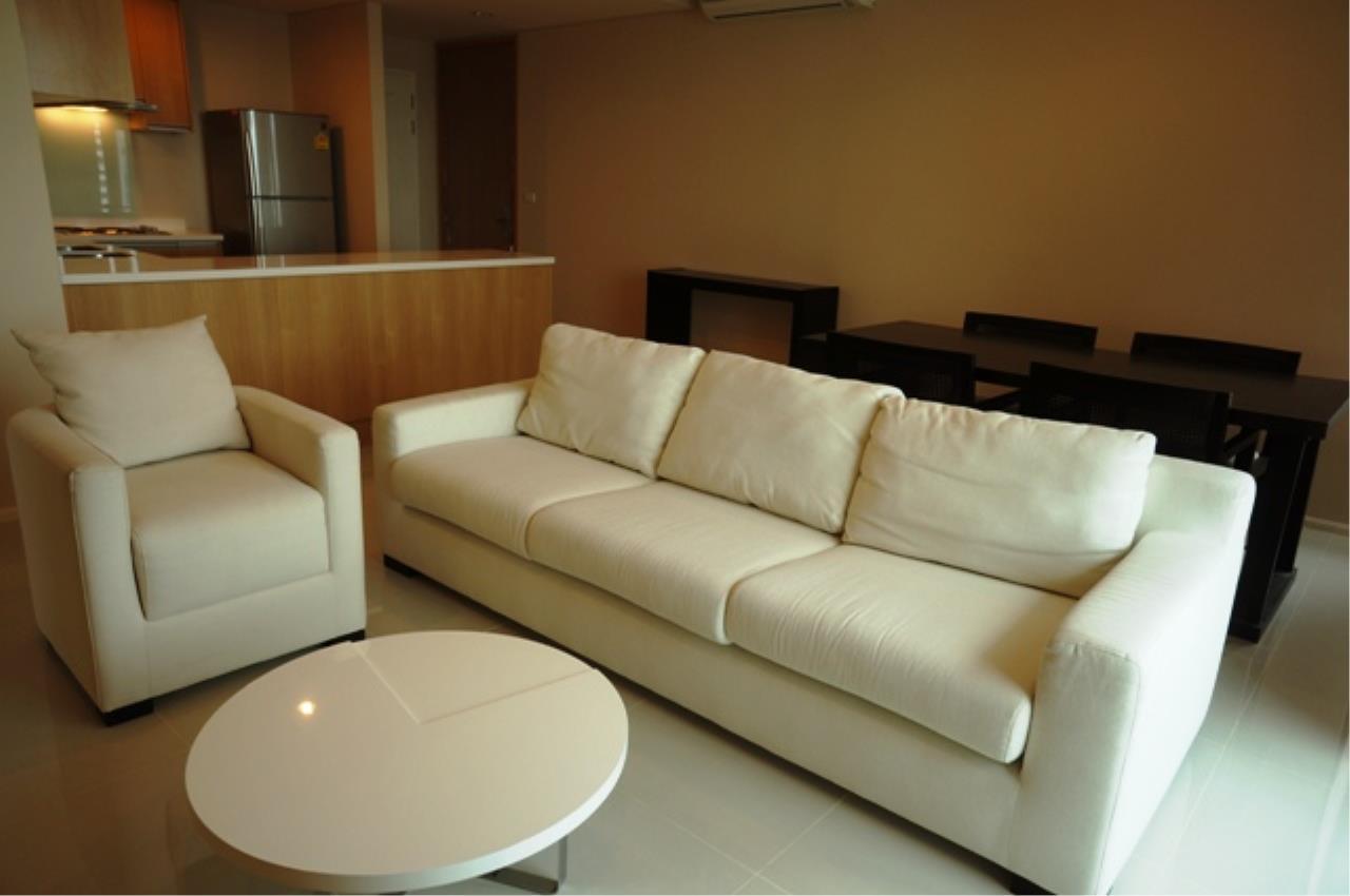 Piri Property Agency's 2 bedrooms  For Rent Villa Asoke 3