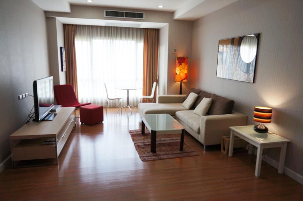 Piri Property Agency's one bedroom  For Rent The Trendy Condominium 1