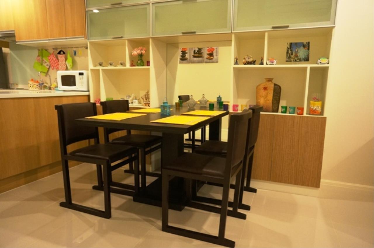 Piri Property Agency's one bedroom  For Rent Villa Asoke 5