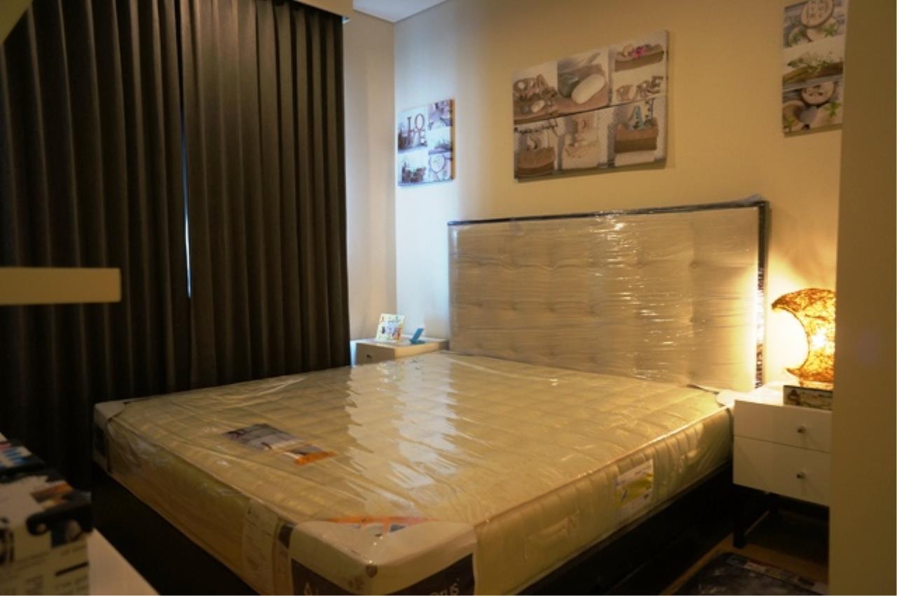 Piri Property Agency's one bedroom  For Rent Villa Asoke 6