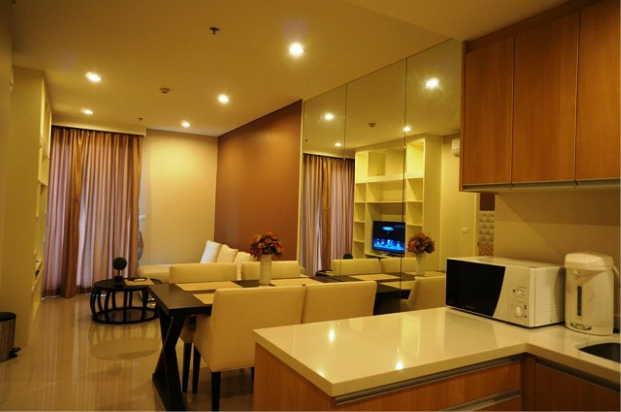 Piri Property Agency's one bedroom  For Rent Villa Asoke 1