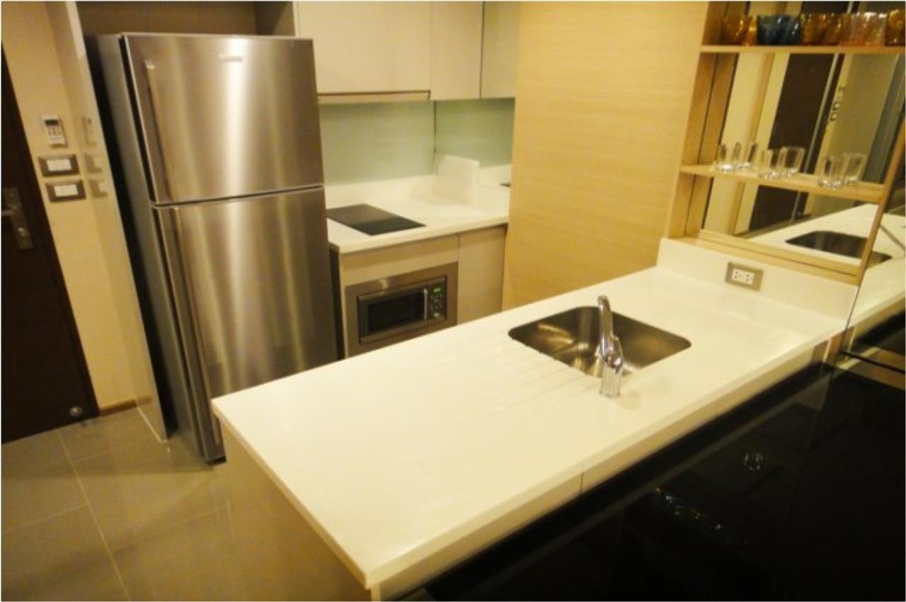 Piri Property Agency's one bedroom  For Rent The Address Asoke 2