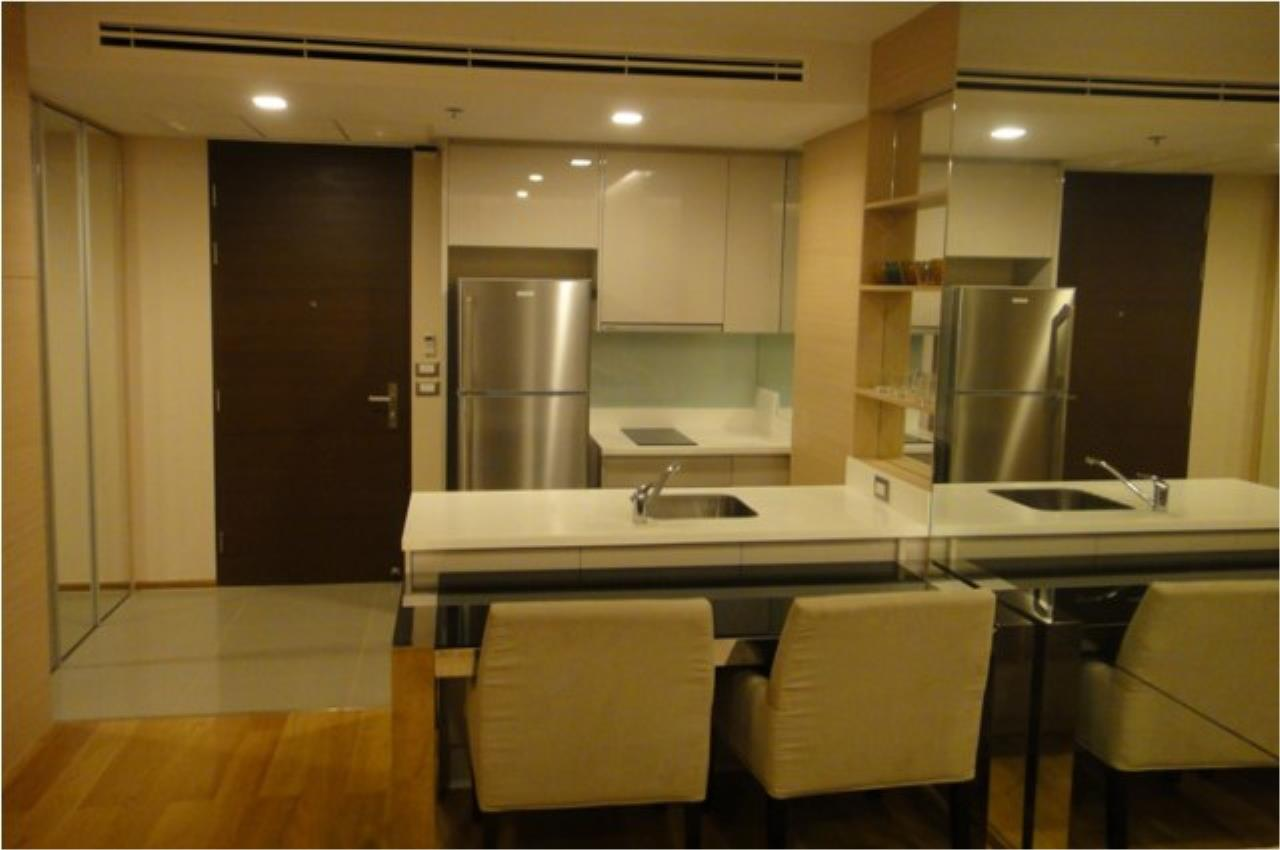 Piri Property Agency's one bedroom  For Rent The Address Asoke 3