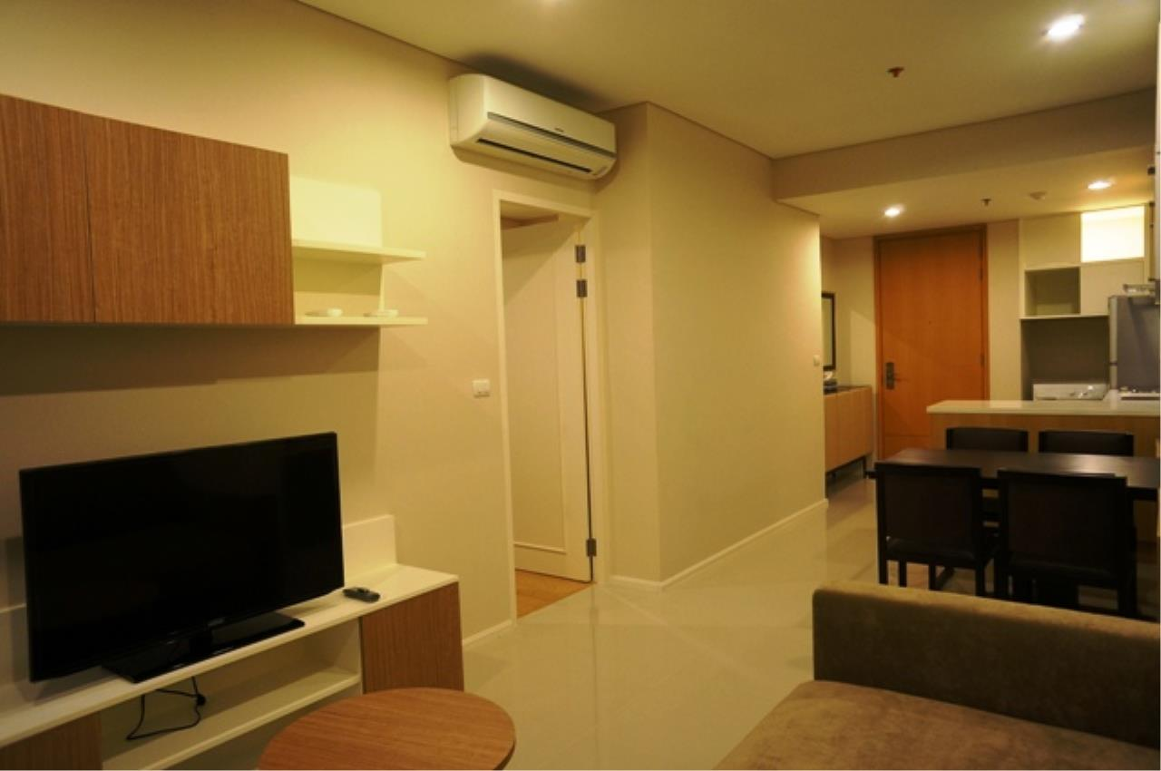 Piri Property Agency's one bedroom  For Rent Villa Asoke 4