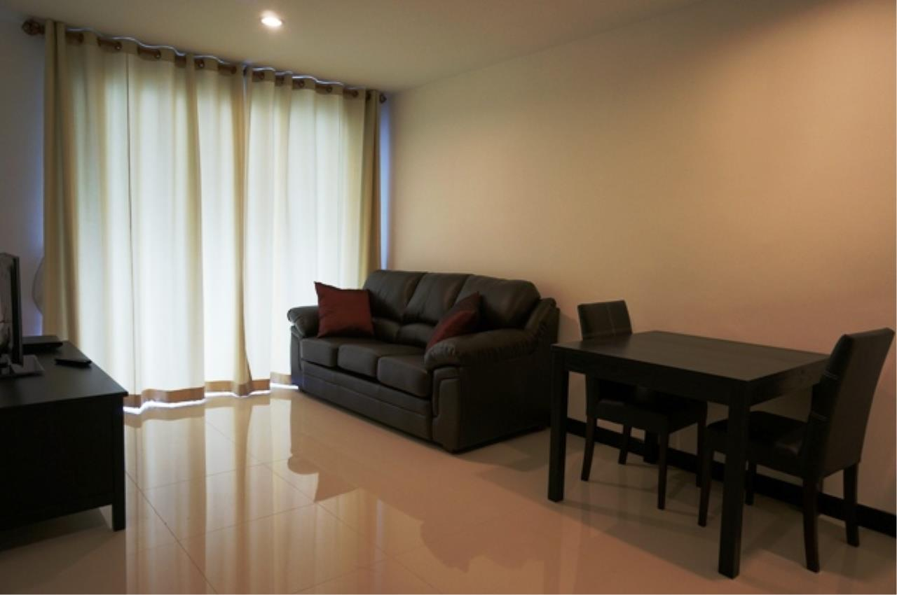 Piri Property Agency's one bedroom  For Rent Voque Sukhumvit 16 3