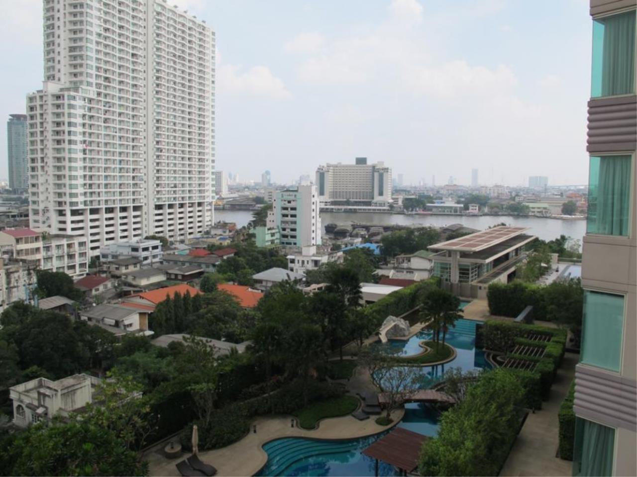 Piri Property Agency's 3 bedrooms  For Sale Watermark Chaophraya 13