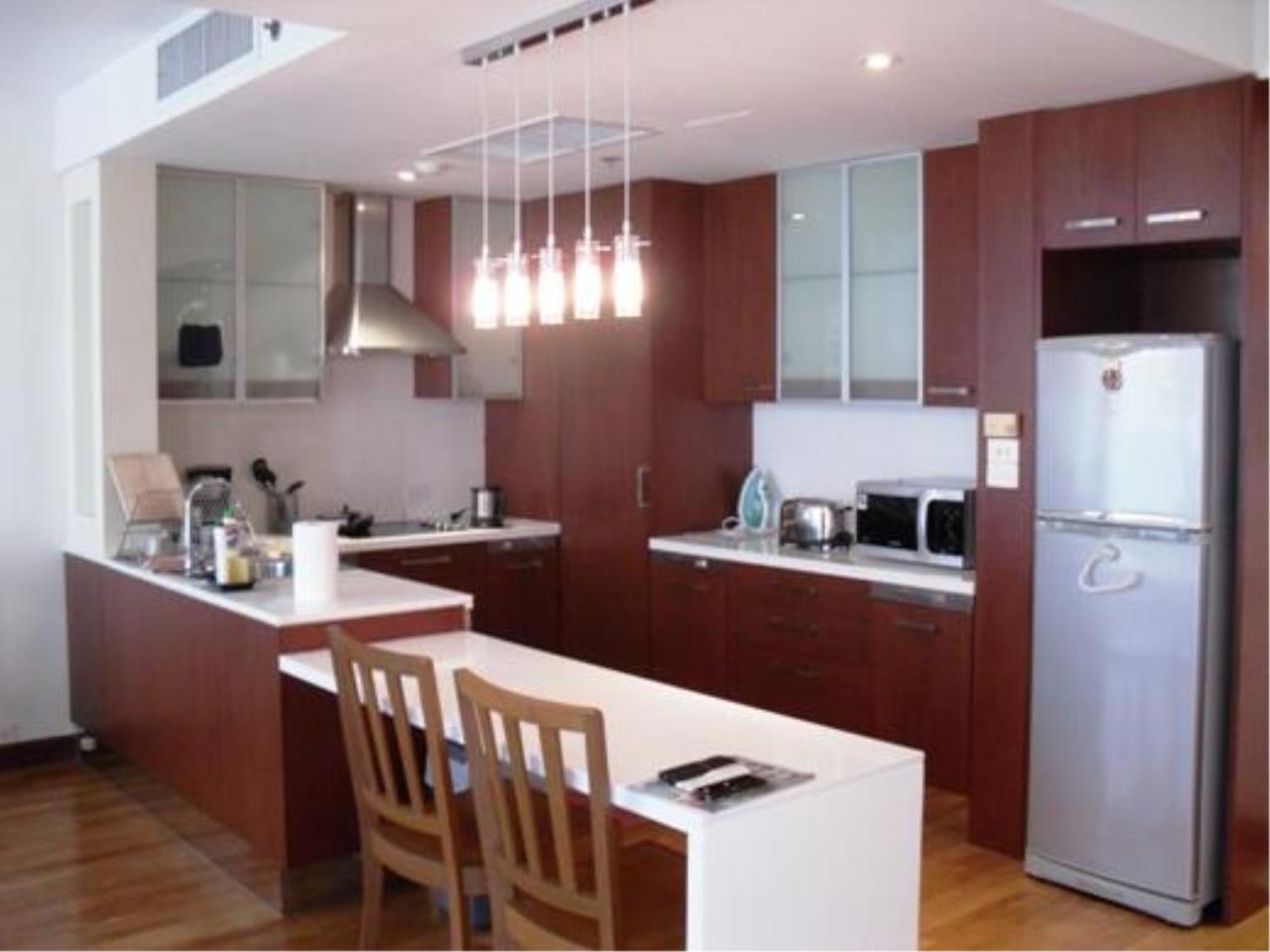 Piri Property Agency's one bedroom  For Rent Urbana Langsuan 2