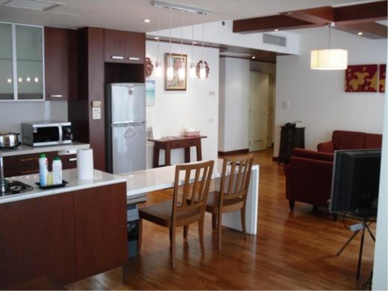 Piri Property Agency's one bedroom  For Rent Urbana Langsuan 3