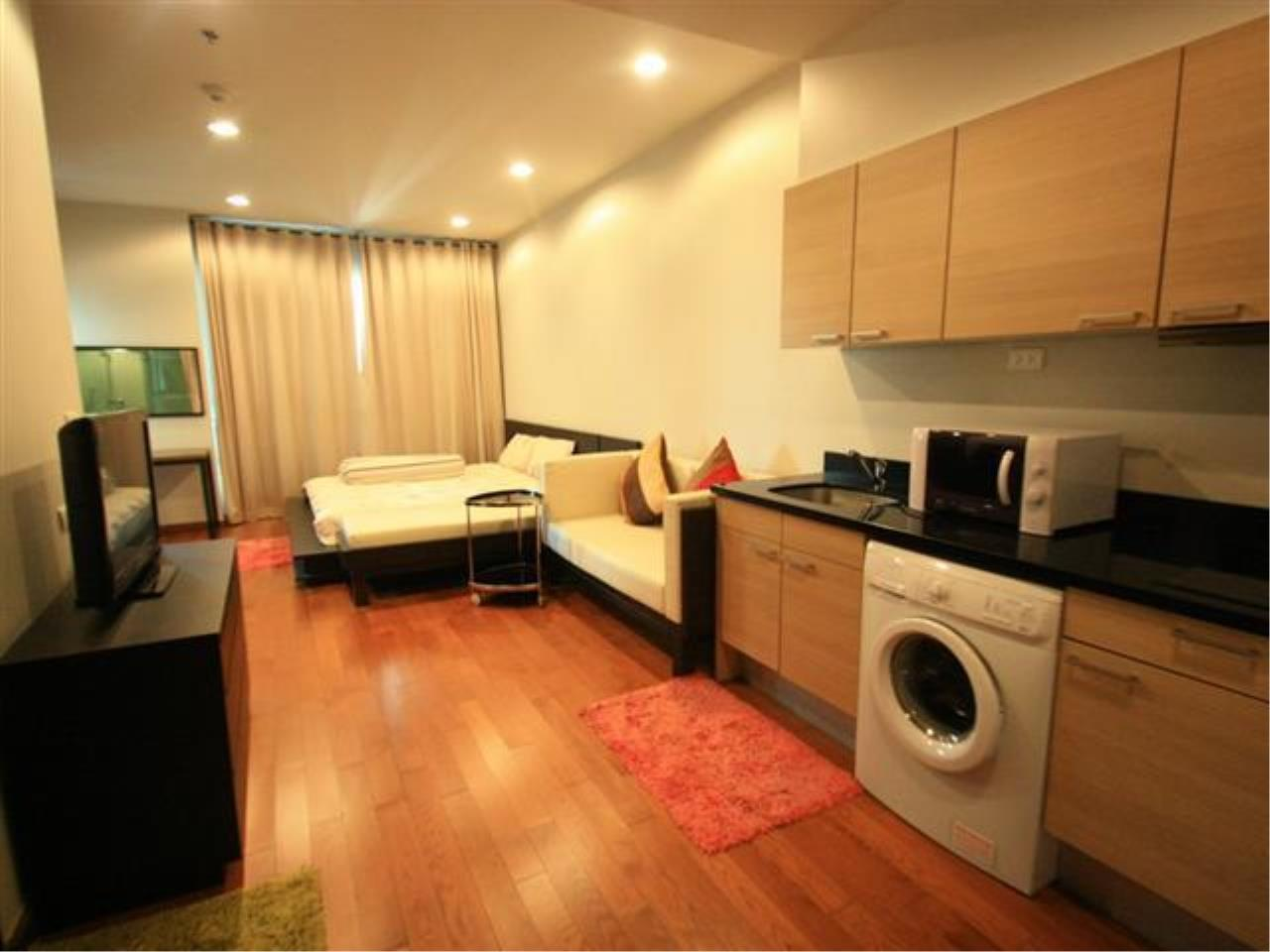 Piri Property Agency's Studio bedrooms  For Rent The Address Chidlom 3