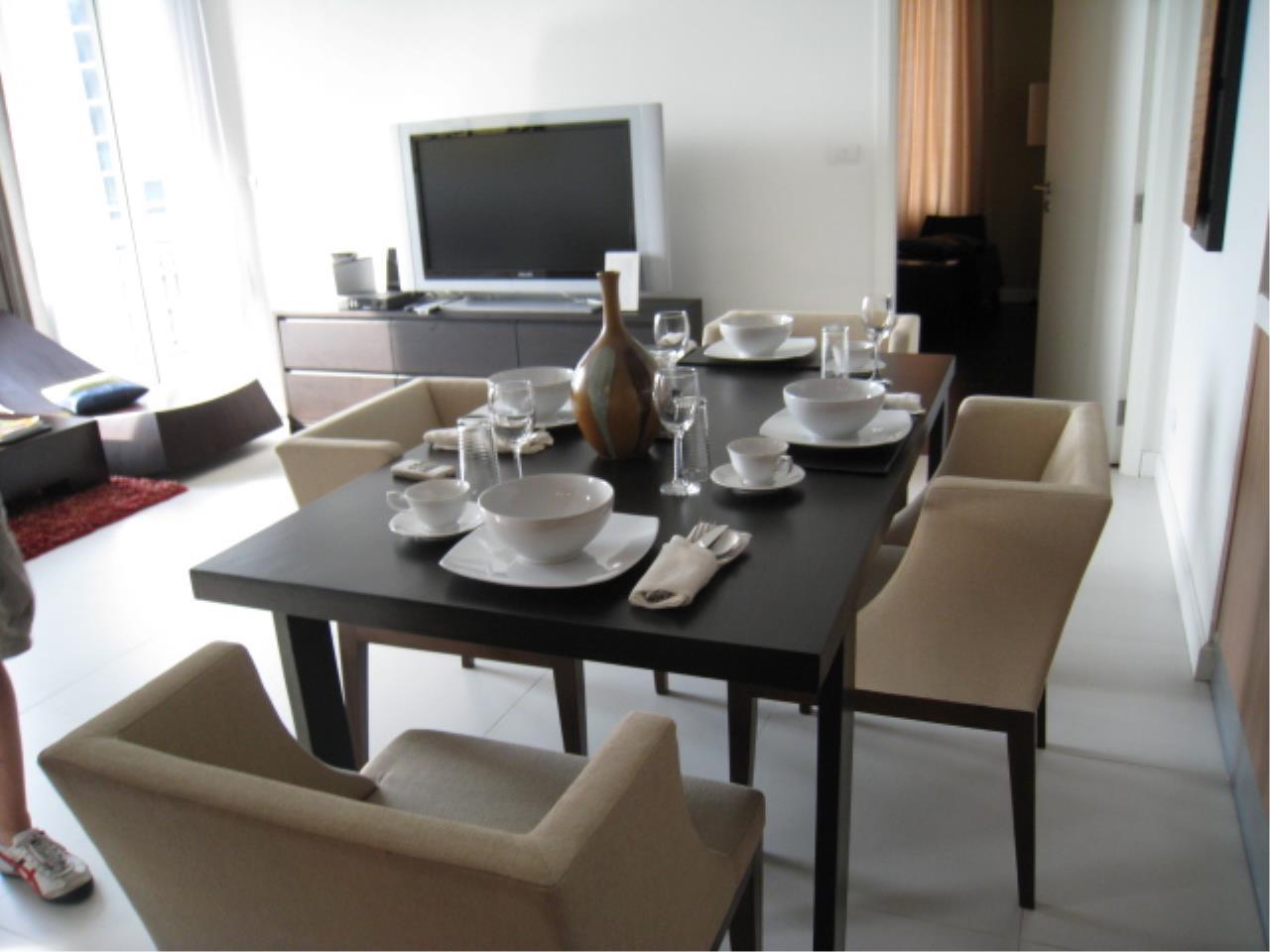 Piri Property Agency's 2 bedrooms  For Rent Manhattan Chidlom 9