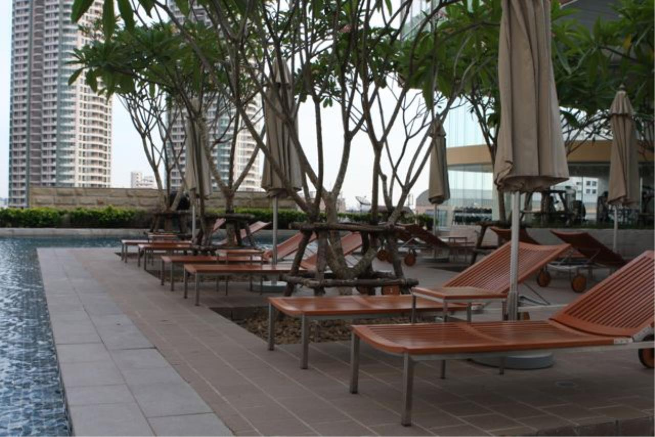 Piri Property Agency's one bedroom  For Rent The Empire Place Sathorn 8