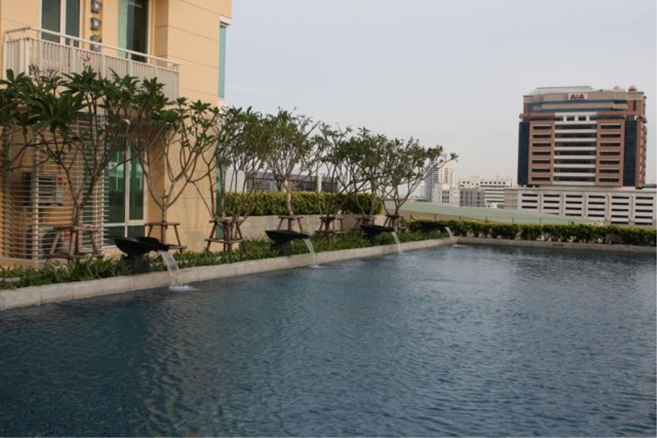Piri Property Agency's one bedroom  For Rent The Empire Place Sathorn 9