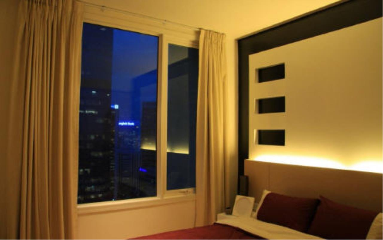 Piri Property Agency's one bedroom  For Rent The Empire Place Sathorn 14