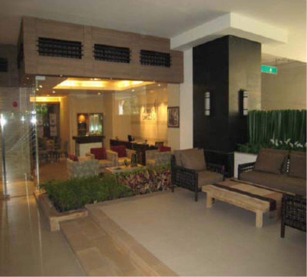 Piri Property Agency's 2 bedrooms  For Rent Sathorn Garden 1