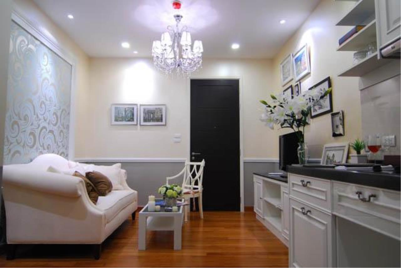 Piri Property Agency's one bedroom  For Rent Ivy Sathorn 9
