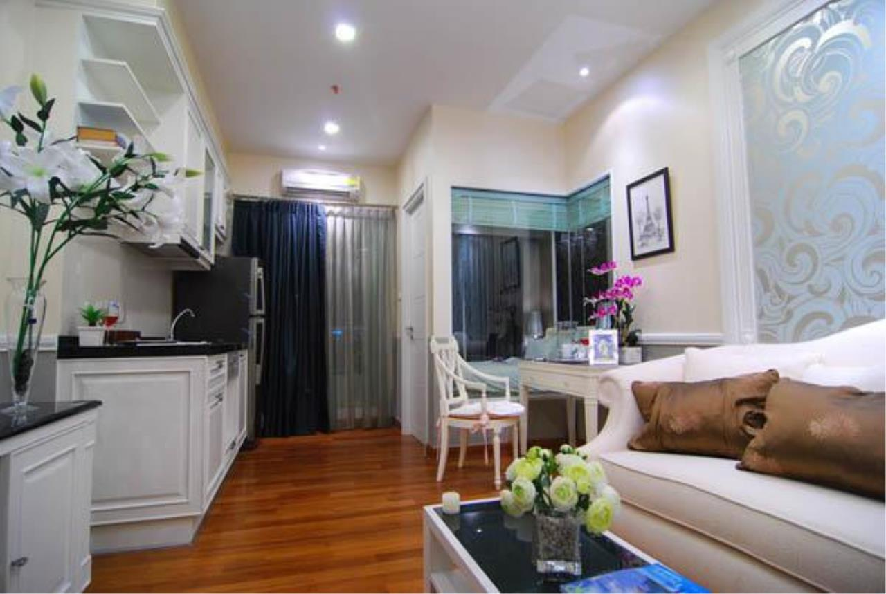 Piri Property Agency's one bedroom  For Rent Ivy Sathorn 8