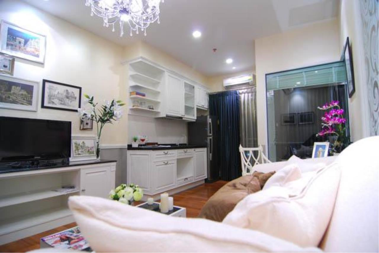 Piri Property Agency's one bedroom  For Rent Ivy Sathorn 4