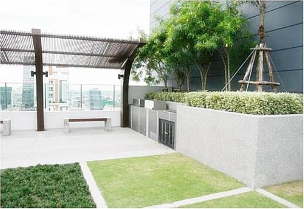Piri Property Agency's one bedroom  For Rent Life@Sathorn 18