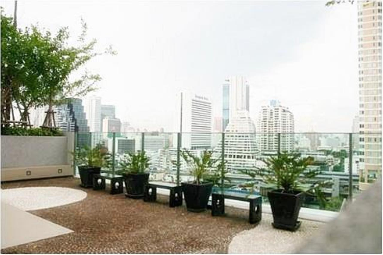 Piri Property Agency's one bedroom  For Rent Life@Sathorn 20