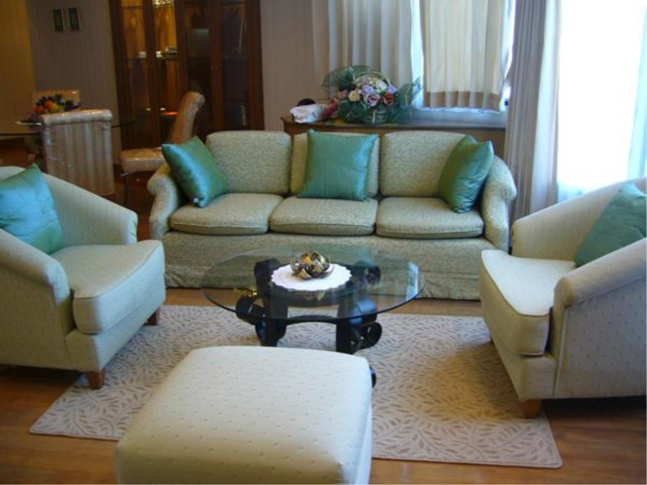 Piri Property Agency's 2 bedrooms  For Rent Royal River Place 5