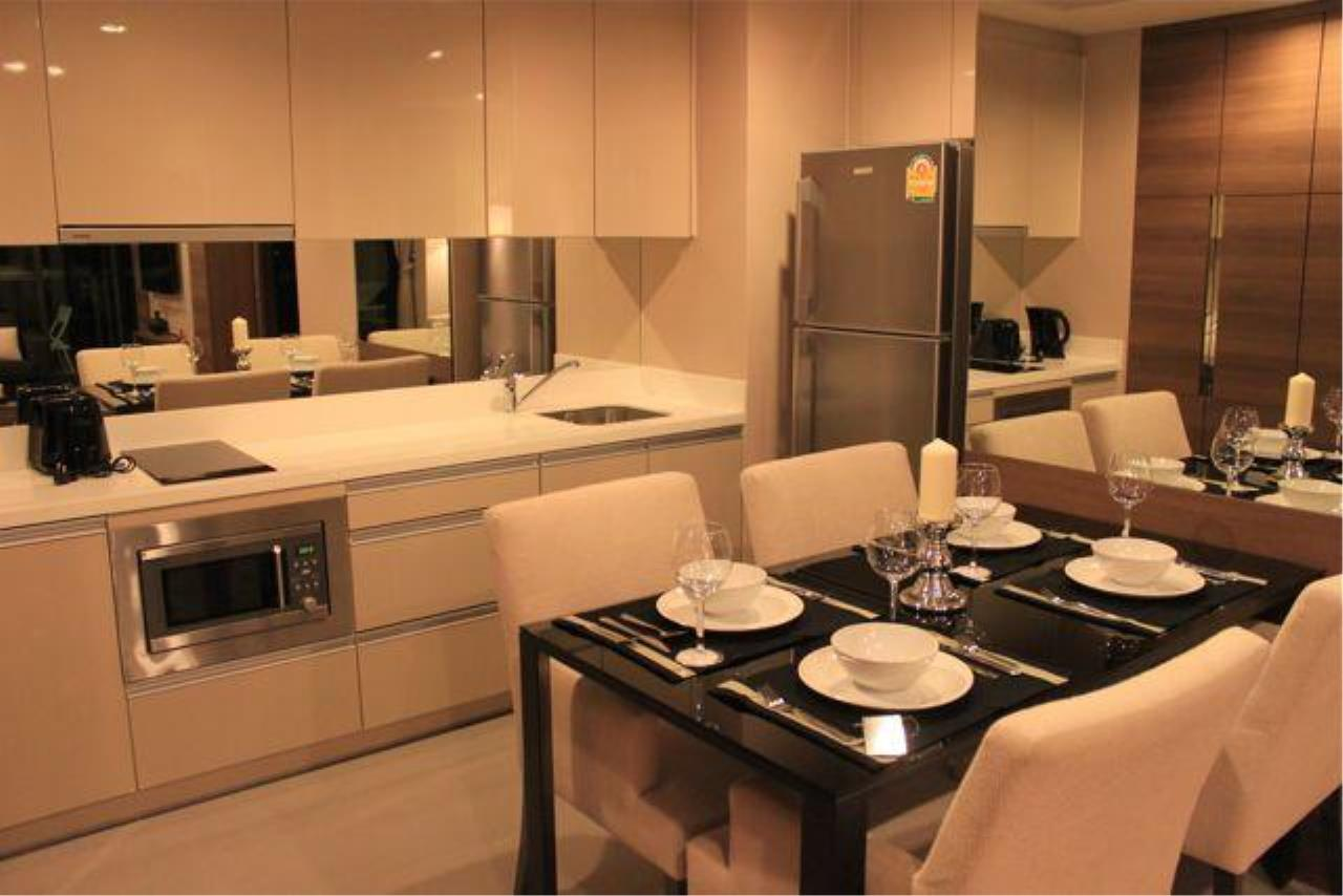 Piri Property Agency's one bedroom  For Rent The Address Sathorn 6