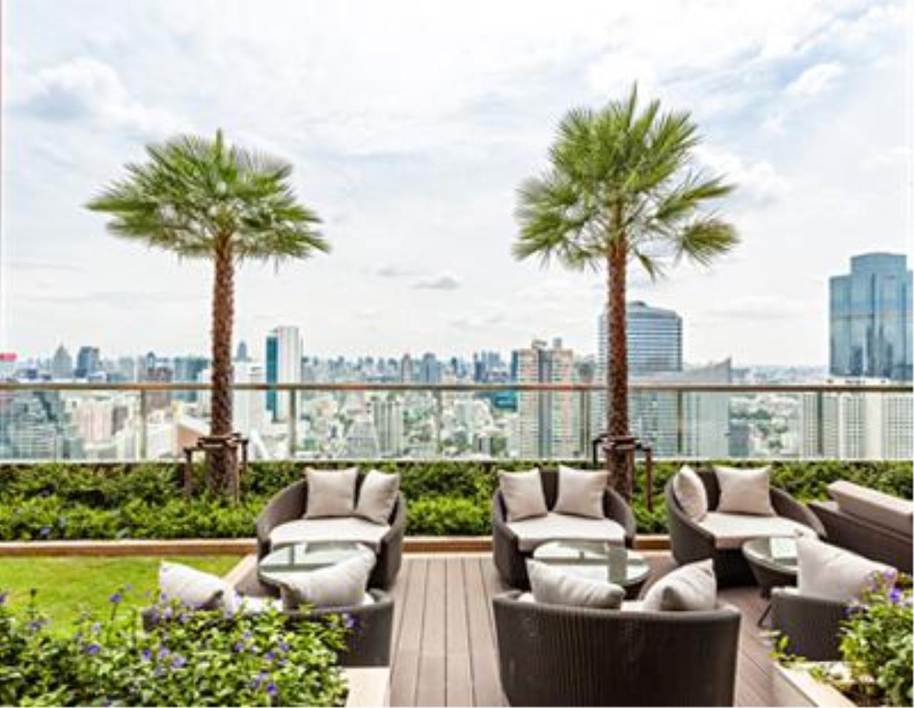 Piri Property Agency's one bedroom  For Rent The Address Sathorn 7