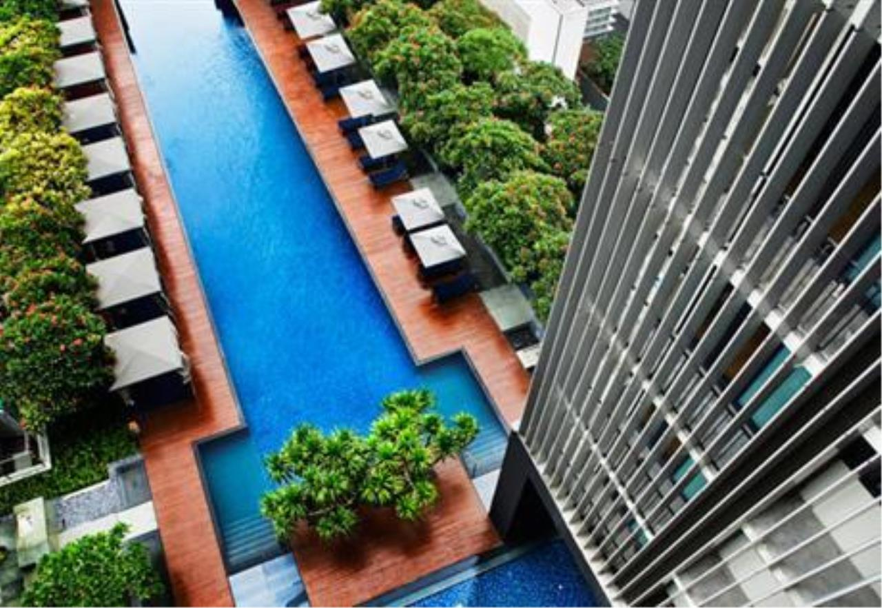 Piri Property Agency's 3 bedrooms  For Rent The Met Sathorn 4