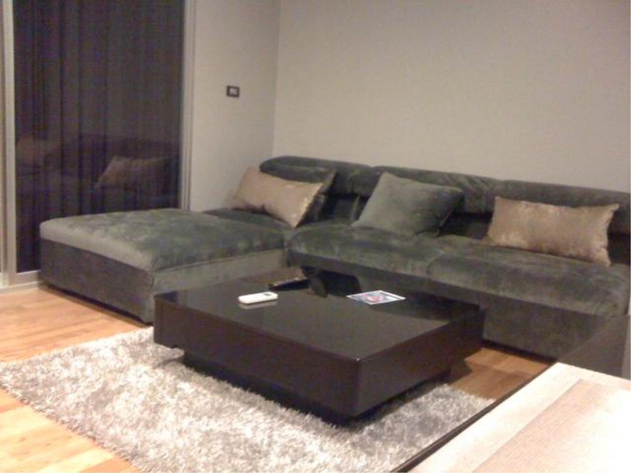 Piri Property Agency's one bedroom  For Rent Quad Silom 4